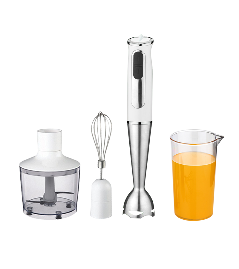 2 Speed Options With 8 Variable Speeds Dc Motor Hand Blender