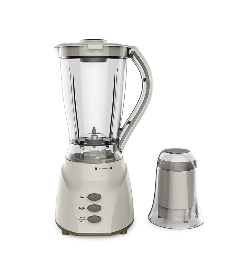 High Performance Stainless Steel Push Button Table Blender
