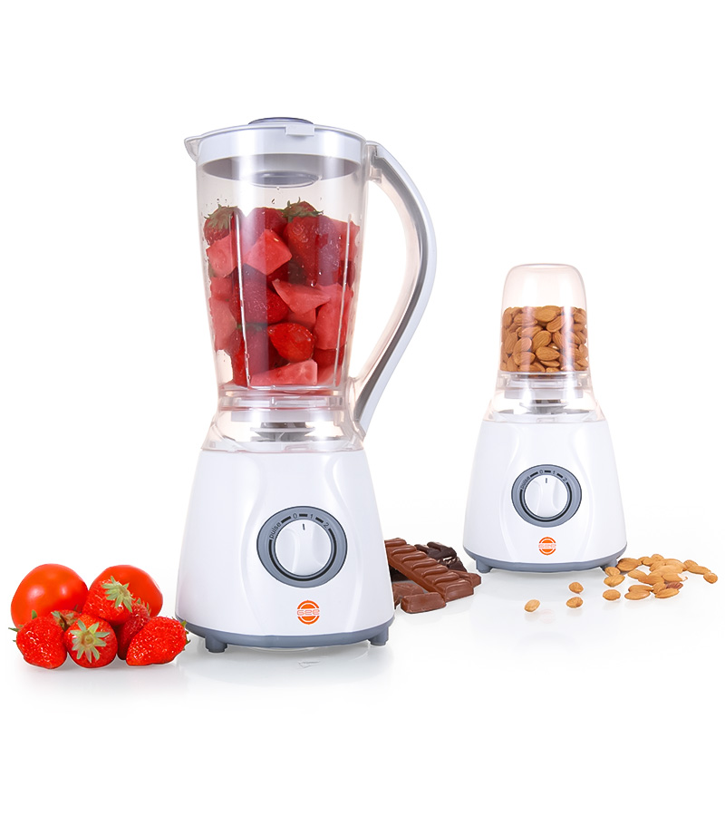 2 Speeds With Pulse Control Multi-function Blender